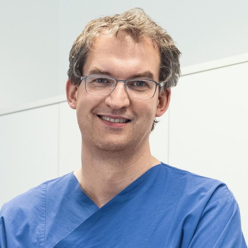 Abbildung von PD Dr. Frank Lenze