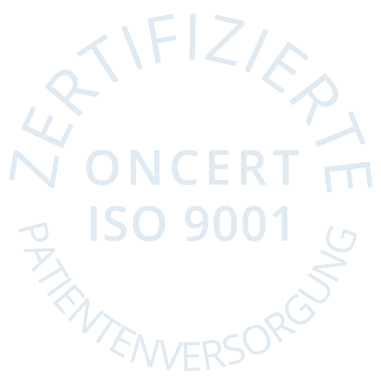 Abbildung von ISO 9001:2015 Zertifizierung